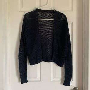 Banana Republic | Crop Knit Cardigan